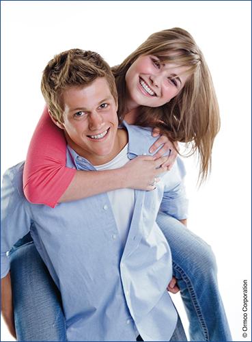 Zahnkorrektur bei Jugendlichen